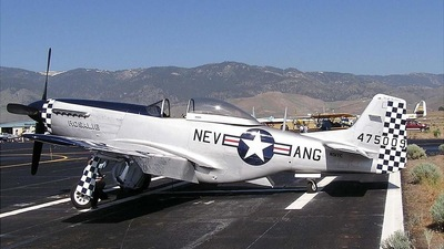 N51TC - North American P-51D Mustang - Private