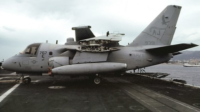 159391 - Lockheed ES-3A Shadow - United States - US Navy (USN)
