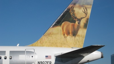 N907FR - Airbus A319-111 - Frontier Airlines