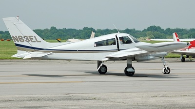 N63EL - Cessna 310 - Private