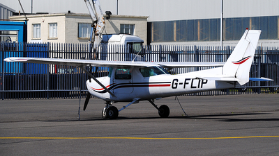 G-FLIP - Reims-Cessna FA152 Aerobat - Leeds Flying School