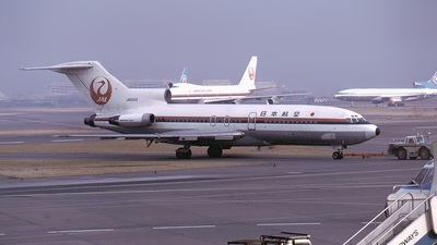 JA8320 - Boeing 727-46 - Japan Airlines (JAL)
