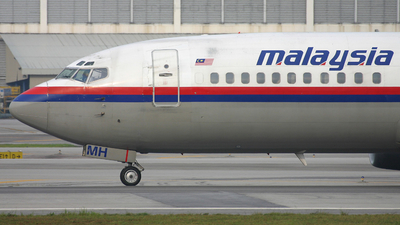 9M-MMH - Boeing 737-4H6 - Malaysia Airlines