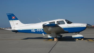 A picture of HBPPS - Piper PA28181 - [2843259] - © Christian A. Amado