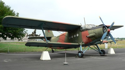 822 - Antonov An-2 - German Democratic Republic - Air Force