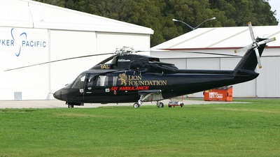 ZK-IAL - Sikorsky S-76A - Northland Emergency Services Trust