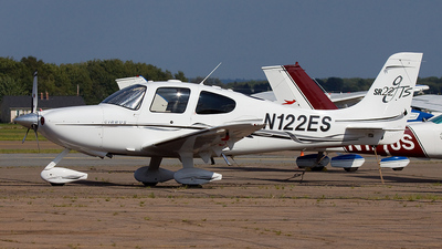 A picture of N122ES - Cirrus SR22 - [4188] - © Galen Burrows