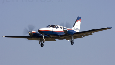 A picture of N443DW - Cessna 441 Conquest - [4410313] - © Andrew Thompson