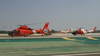 6562 - Aerospatiale SA 360 Dauphin - United States - US Coast Guard (USCG)