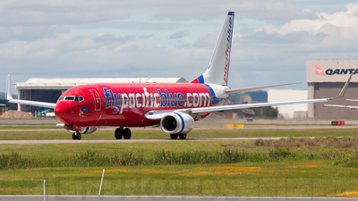 ZK-PBB - Boeing 737-8FE - Pacific Blue Airlines