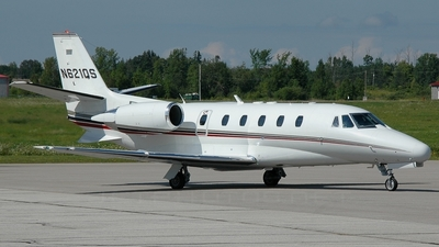 A picture of N621QS - Cessna 680A Citation Latitude - NetJets - © EAGLE19