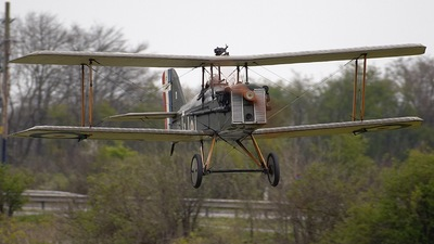 G-SEVA - Royal Aircraft Factory SE.5a Replica - Private