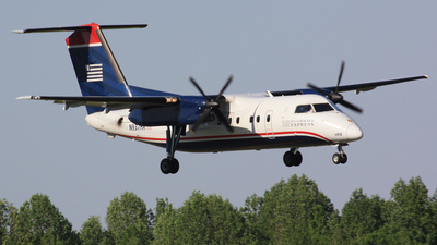 A picture of N937HA - De Havilland Canada Dash 8100 - [148] - © Adam Sheinhaus