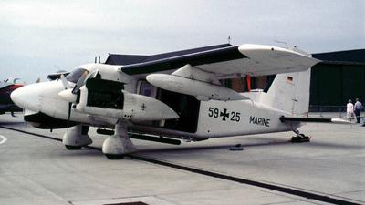 59-25 - Dornier Do-28D2 Skyservant - Germany - Navy
