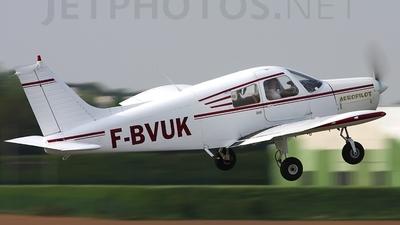 F-BVUK - Piper PA-28-140 Cherokee Cruiser - Private