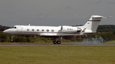 XA-BLZ - Gulfstream G-IV - Private