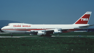 N53110 - Boeing 747-131 - Trans World Airlines (TWA)