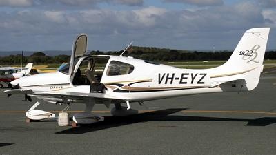 A picture of VHEYZ - Cirrus SR22 - [2569] - © Neville Murphy