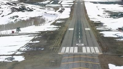 KTEX - Airport - Runway