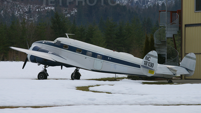 NC18130 - Lockheed 12A Electra - Private