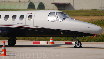 A picture of N578M - Cessna 550 Citation II - [5500612] - © cwbspotter