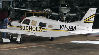 VH-JAA - Piper PA-32R-301 Saratoga SP - Sudholz Air Charter