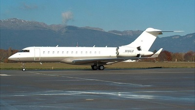 N16GX - Bombardier BD-700-1A10 Global Express - Skyjet Aviation