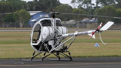 VH-EWK - Hughes 269C - Becker Helicopter Services