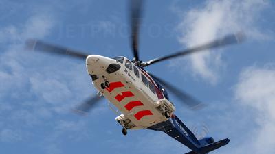 A picture of N239BG - AgustaWestland AW139 - [41221] - © Xavier Van Ravenswaay