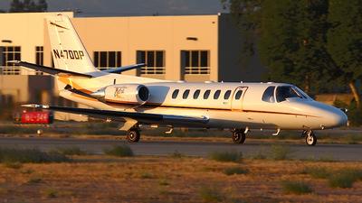 A picture of N470DP - Cessna 560 Citation Ultra - [5600291] - © Dean Heald