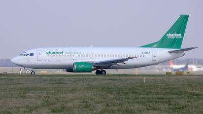 G-CELP - Boeing 737-330(QC) - Channel Express