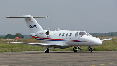 N511TC - Cessna 525 CitationJet 1 - Private