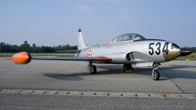 MM51-1753-4 - Lockheed T-33A Shooting Star - Italy - Air Force