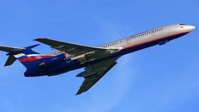 RA-85637 - Tupolev Tu-154M - Aeroflot