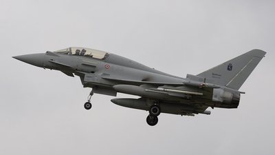 MM55130 - Eurofighter Typhoon EF2000 - Italy - Air Force