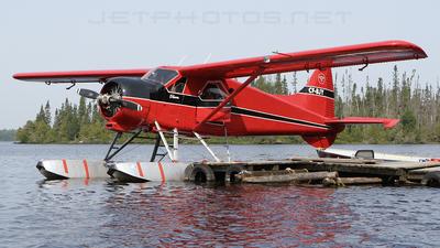 CF-BJY - De Havilland Canada DHC-2 Mk.I Beaver - Wabakimi Air