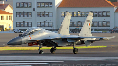 SB042 - Sukhoi Su-30MKI - India - Air Force