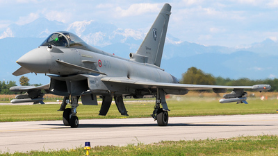 MM7291 - Eurofighter Typhoon EF2000 - Italy - Air Force