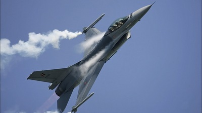 FA-126 - General Dynamics F-16AM Fighting Falcon - Belgium - Air Force