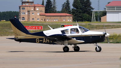 A picture of GARYR - Piper PA28180 - [28770] - © Rafael Alvarez Cacho