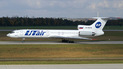 RA-85016 - Tupolev Tu-154M - UTair Aviation