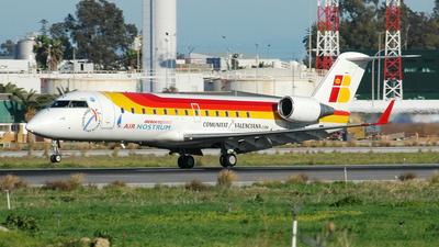 EC-HPR - Bombardier CRJ-200ER - Iberia Regional (Air Nostrum)