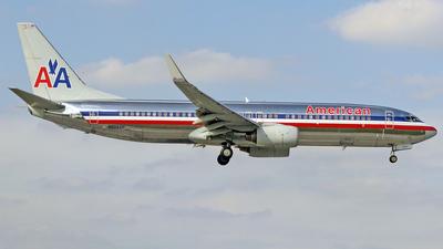 N904AN - Boeing 737-823 - American Airlines
