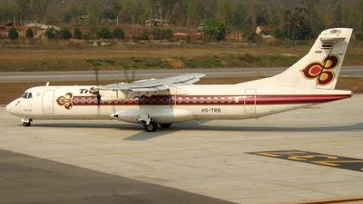 HS-TRB - ATR 72-201 - Thai Airways International