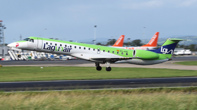 EC-KBI - Embraer ERJ-145MP - LagunAir