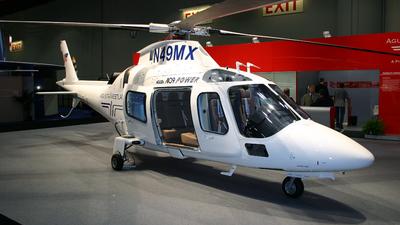 N49MX - Agusta A109E Power - Private