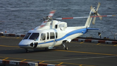N91AE - Sikorsky S-76C - Private