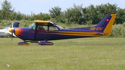 A picture of HBCIU - Cessna FR172J Rocket - [037] - © Planet Aircraft
