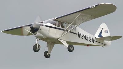 N243SA - Piper PA-22-108 Colt - Private