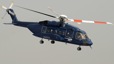 N465VL - Sikorsky S-92A Helibus - Evergreen Helicopters